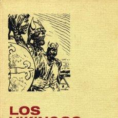 Tebeos: LOS VIKINGOS (DIBUJOS DE JAIME JUEZ) EDITORIAL BRUGUERA, 1967. Lote 6177985