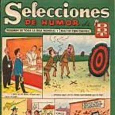 Tebeos: SELECCIONES DE HUMOR DE EL DDT Nº24. Lote 12412006