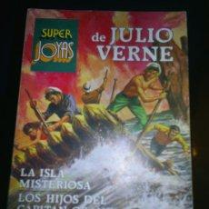 Tebeos: M69 SUPER JOYAS DE JULIO VERNE NUM 5. Lote 20545367