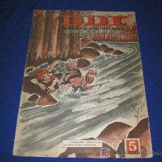 Tebeos: DDT AÑO XV - 2ª EPOCA Nº 776 - EDICIONES BRUGUERA 1966. Lote 124676471