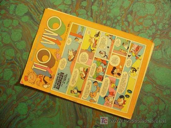 TIO VIVO (BRUGUERA - 1960) ... Nº 896 (Tebeos y Comics - Bruguera - Tio Vivo)
