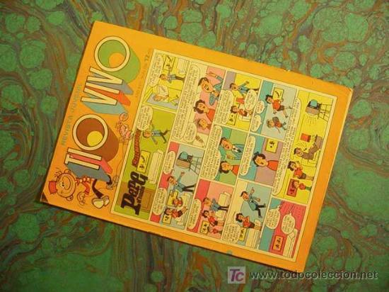 TIO VIVO (BRUGUERA - 1960) ... Nº 759 (Tebeos y Comics - Bruguera - Tio Vivo)