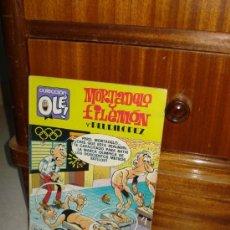 Tebeos: MORTADELO Y FILEMÓN COLECCIÓN OLÉ - OLIMPIADA 1980. Lote 6411453