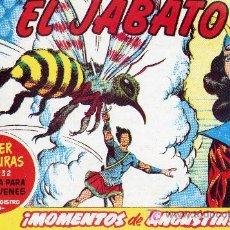 Tebeos: EL JABATO (RETAPADO CON NÚMEROS 49 A 64 DE CUADERNILLOS DEL PERSONAJE) EDICIÓN PIRATA AÑOS OCHENTA . Lote 6430657
