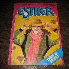 Tebeos: ESTHER BRUGUERA Nº 9 AÑO 1......... 1982. Lote 6500936