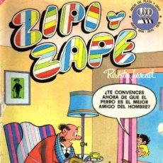 Tebeos: ZIPI Y ZAPE Nº 316 AÑO VII. Lote 6536480