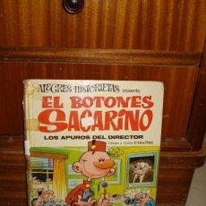 Tebeos: EL BOTONES SACARINO - LOS APUROS DEL DIRECTOR. Lote 6594195