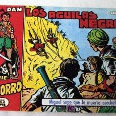 Tebeos: EL CACHORRO Nº 110 LAS ÁGUILAS NEGRAS COLECCIÓN DAN REEDICIÓN. Lote 6601938