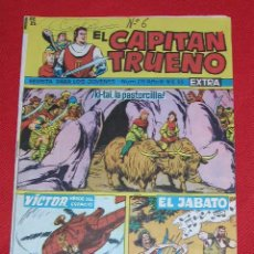 Tebeos: EL CAPITAN TRUENO EXTRA Nº 276 AÑO 1965 EDITORIAL BRUGUERA. Lote 13969802