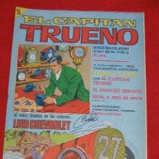 Tebeos: EL CAPITAN TRUENO EXTRA Nº 367 AÑO 1967 EDITORIAL BRUGUERA,. Lote 10928080