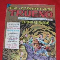 Tebeos: EL CAPITAN TRUENO EXTRA Nº 356 AÑO 1966 EDITORIAL BRUGUERA. Lote 13619014