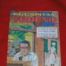 Tebeos: EL CAPITAN TRUENO EXTRA Nº 363 AÑO 1966 EDITORIAL BRUGUERA. Lote 16354393