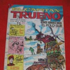 Tebeos: EL CAPITAN TRUENO EXTRA Nº 346 AÑO 1966 EDITORIAL BRUGUERA. Lote 18448190