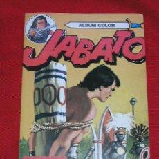 Tebeos: JABATO ALBUM COLOR Nº 2, PRISIONERO, EDITORIAL BRUGUERA 1980, DE 125 PTS. 66 PAGINAS EN COLOR ,. Lote 6700330