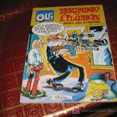 Tebeos: MORTADELO Y FILEMON,REIMPRESION DE 1992,N-153. Lote 6711488