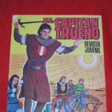 Tebeos: EL CAPITAN TRUENO ALBUM GIGANTE Nº 54 - LA HISTORIA DE ZEN-YEN - ED. BRUGUERA. Lote 27322941
