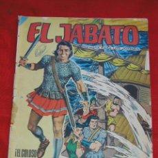 Tebeos: EL JABATO ALBUM GIGANTE Nº 13 - EL COLOSO DEL MAR - ED. BRUGUERA,. Lote 24609527