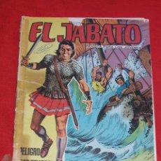 Tebeos: EL JABATO ALBUM GIGANTE Nº 6 - PELIGRO TRAS PELIGRO - ED. BRUGUERA. Lote 26328325