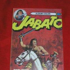 Tebeos: JABATO ALBUM COLOR Nº 1 ESCLAVOS DE ROMA, EDITORIAL BRUGUERA 1980, DE 125 PTS. Lote 24559945