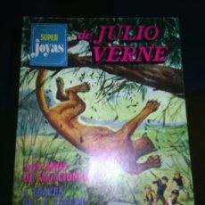 Tebeos: M69 SUPER JOYAS LITERARIAS DE JULIO VERNE PRIMERA EDICION NUMERO 7. Lote 20545370
