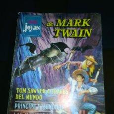 Tebeos: M69 SUPER JOYAS LITERARIAS DE MARK TWAIN PRIMERA EDICION NUMERO 14. Lote 20545371