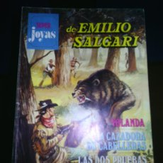 Tebeos: M69 SUPER JOYAS LITERARIAS DE EMILIO SALGARI PRIMERA EDICION NUMERO 29. Lote 20545372