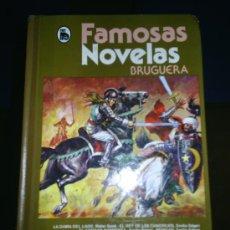 Tebeos: M69 FAMOSAS NOVELAS VOLUMEN XX PRIMERA EDICION ¡¡¡DIFICIL!!!! EN ESTE ESTADO. Lote 22160505