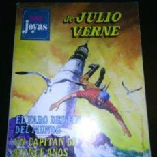 Tebeos: M69 SUPER JOYAS LITERARIAS DE JULIO VERNE PRIMERA EDICION NUMERO 3 ¡¡¡DIFICIL!!!!. Lote 20545369