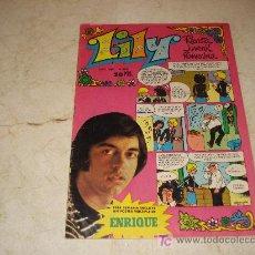 Tebeos: LILY Nº 838 - INCLUYE POSTER DE ENRIQUE. Lote 6811623