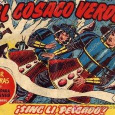Tebeos: EL COSACO VERDE Nº30 (CUADERNILLO ORIGINAL) FERNANDO COSTA Y VÍCTOR MORA. EDITORIAL BRUGUERA. Lote 6830974