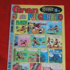 Tebeos: GRAN PULGARCITO AÑO 1 Nº 7 AÑO 1969 ED. BRUGUERA !!!! PRIMEROS NUMEROS ¡¡¡¡¡ . Lote 27280660