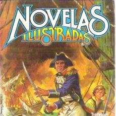 Tebeos: NOVELAS ILUSTRADAS - BRUGUERA 1984 . Lote 15896642