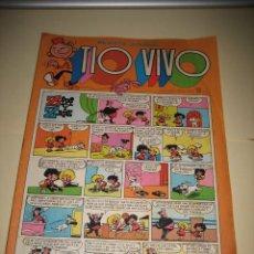 Tebeos: TIO VIVO Nº 668 AÑO XVII DANI FUTURO. Lote 6976109