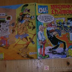 Tebeos: OLE MORTADELO Y FILEMON 153-M 88. Lote 7103863