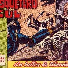 Tebeos: EL MOSQUETERO AZUL Nº 7 (CUADERNILLO ORIGINAL). EDITORIAL BRUGUERA 1962. DIBUJOS DE MANUEL GAGO. Lote 7114628
