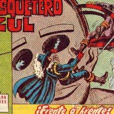 Tebeos: EL MOSQUETERO AZUL Nº 26 (CUADERNILLO ORIGINAL). EDITORIAL BRUGUERA 1962. ULTIMO NÚMERO. Lote 7114772