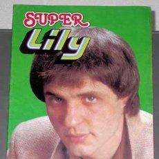 Tebeos: SUPER LILY, Nº 58. NOEL SOTO EN PORTADA. MUSEO DE ELVIS EN MEMPHIS. BRUGUERA 1980.. Lote 26656826