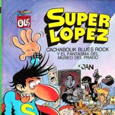 Tebeos: OLE SUPER LOPEZ Nº11. Lote 7280212