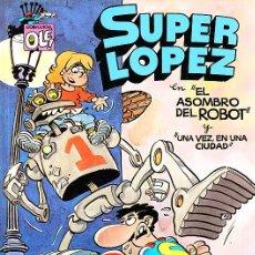 Tebeos: OLE SUPER LOPEZ Nº14. Lote 7280317