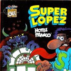 Tebeos: OLE SUPER LOPEZ Nº19. Lote 7280439