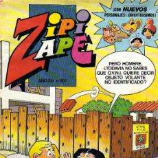 Tebeos: ZIPI ZAPE - AÑO XIII Nº 561. Lote 7294373
