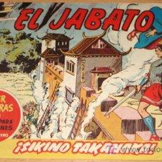 Tebeos: EL JABATO - SUPERAVENTURAS - Nº 473 - ORIGINAL. . Lote 7360421