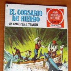 Tebeos: EL CORSARIO DE HIERRO, Nº 23 - EDITORIAL BRUGUERA 1978. Lote 7479115