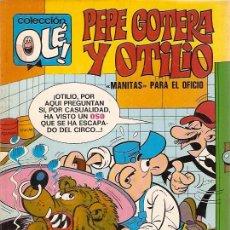 Tebeos: COLECCION OLE 1ª EDICION Nº 60 PEPE GOTERA Y OTILIO. Lote 7614603