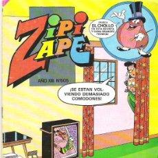 Tebeos: ZIPI Y ZAPE ****AÑO XIII - Nº605. Lote 7671267