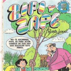 Tebeos: ZIPI Y ZAPE ****AÑO XI - Nº528 *****SEPT 1982. Lote 7671414