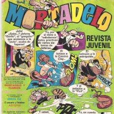 Tebeos: MORTADELO - AÑO III Nº 108 CON EL CORSARIO DE HIERRO. Lote 7675107