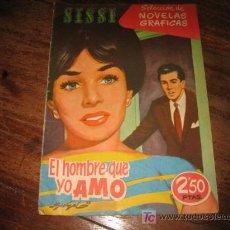 Tebeos: SISSI EL HOMBRE QUE YO AMO . Lote 7693923