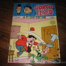 Tebeos: EL GORDO Y EL FLACO Nº18 EL CACHORRO . Lote 7697226