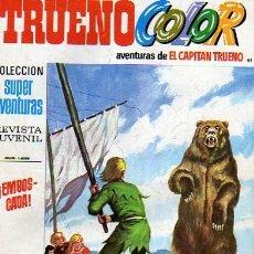 Tebeos: TRUENO COLOR SEGUNDA EPOCA Nº 61. Lote 7710843